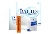 Herbstsparpaket mit Tageslinsen Focus Dailies hier günstig kaufen