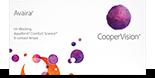 AVAIRA Kontaktlinsen Silikon-Hydrogel von Cooper Vision
