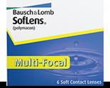 SofLens Multi-Focal Kontaktlinsen